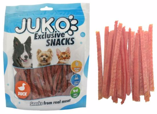 Snack Duck Strips 250g