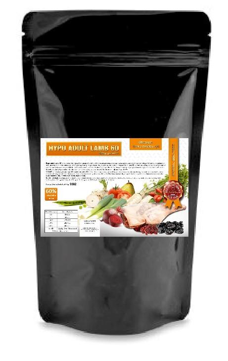 Bardog Lisované granule za studena Lisované granule za studena Hypo Adult Lamb 60 1 kg