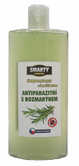 šampón SMARTY 250ml antiparazitný