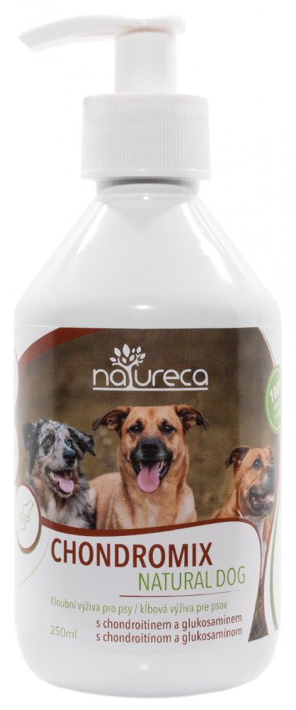 Kloubní výživa - Chondromix Natural Dog 500ml
