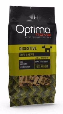 OPTIMAnova Functional Snack Digestive Rabbit 150 g