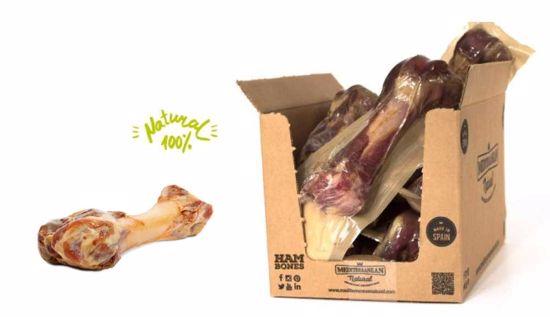 Serrano Half Ham Bone - šunková kost pro střední a velká plemena přibližně 230 g