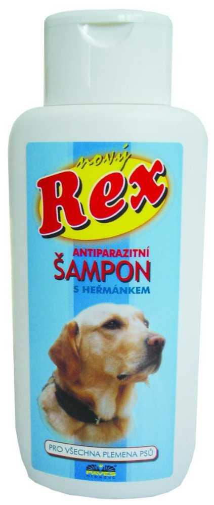 REX šampón antiparazitný 250 ml