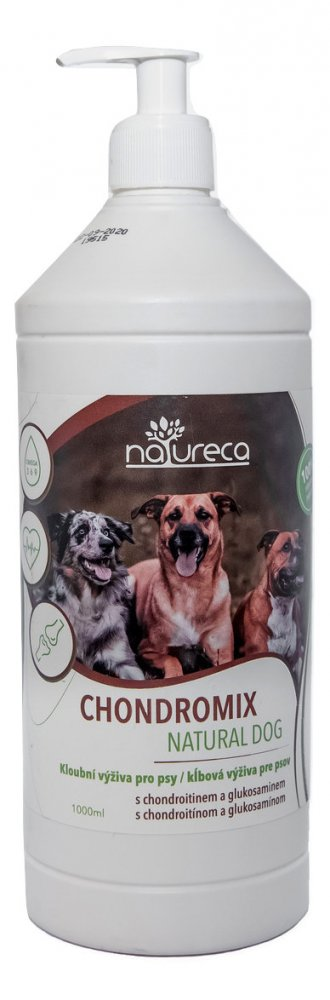 Kloubní výživa - Chondromix Natural Dog 1000ml