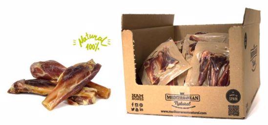 Serrano Mini Ham Bones - malá šunková kosť 90 g (3 ks)