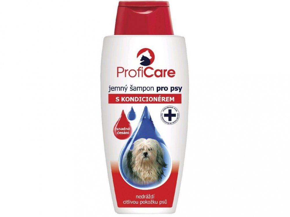 Proficare šampón s kondicionérom pre psov 300ml